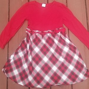 Gymboree Christmas Dress, Size 5t